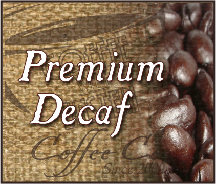 Euro Process Decaf Coffee (1 to 5 lb. Bags)